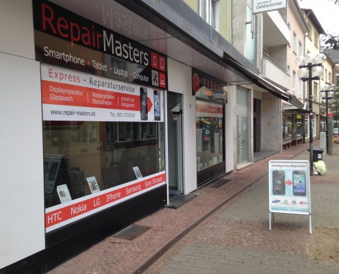 Handy iPhone Smartphone Reparatur Kaiserslautern